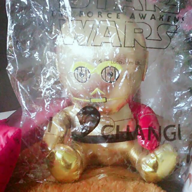 C3PO Plush Toy
