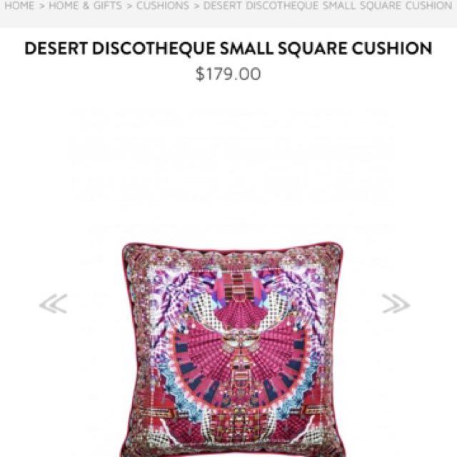 Camilla Pillows X2 !! RRP $179 Each