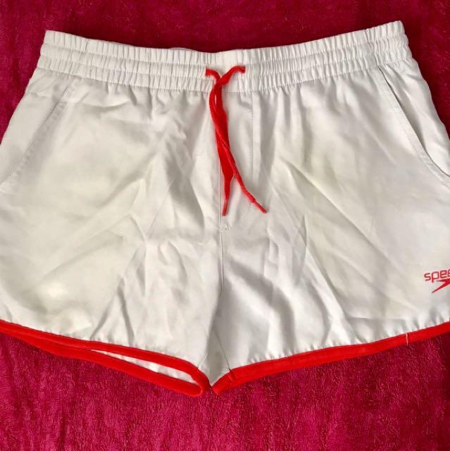 celana jogging/ celana lari dari speedo ori