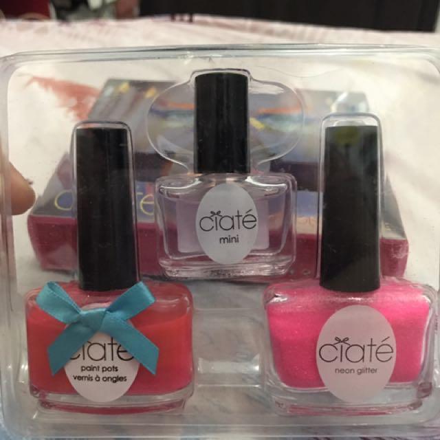 Ciate Nail Polish Corrupted Neon Manicure