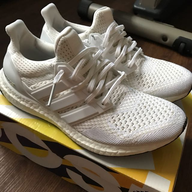 dfc39d9fc CLEARANCE 🔥 Ultraboost 1.0 Triple White