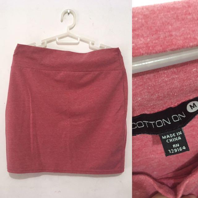 Cotton On Stretch Skirt