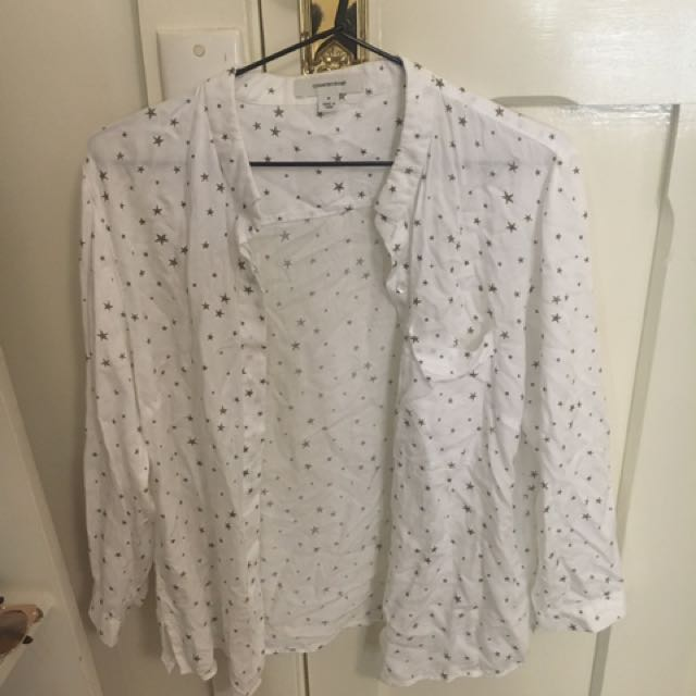 Country Road Blouse - Size M