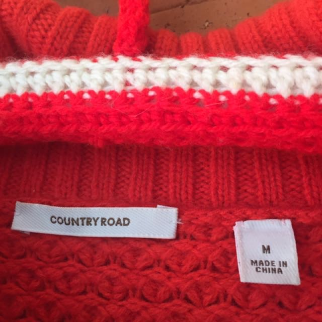 Country Road Knit/Sweater