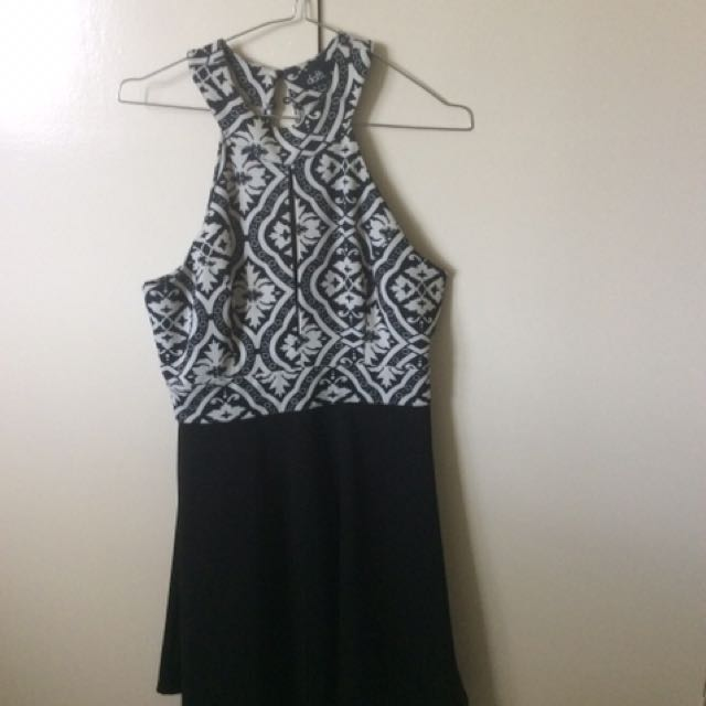 Dotti Patterned Dress