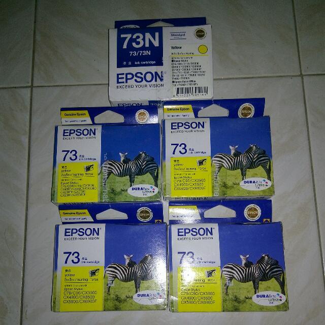 Epson 73N Ink Cartridges
