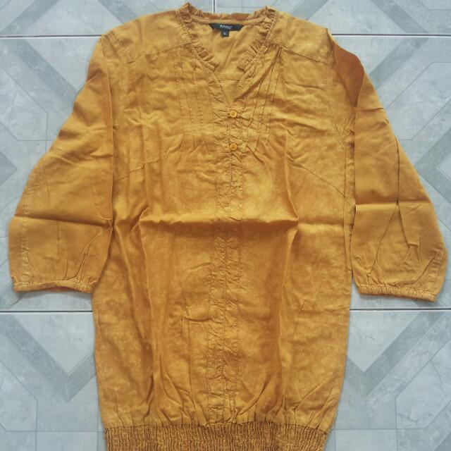 Eprise Blouse Yellow