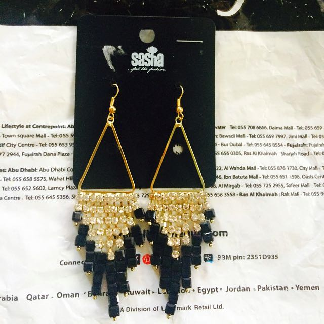 DUBAI Fancy Earrings