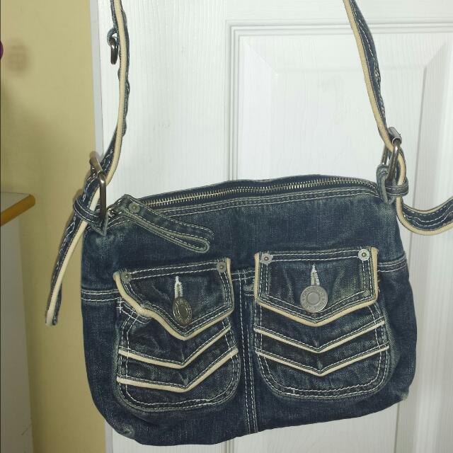 Gap Denim Bag
