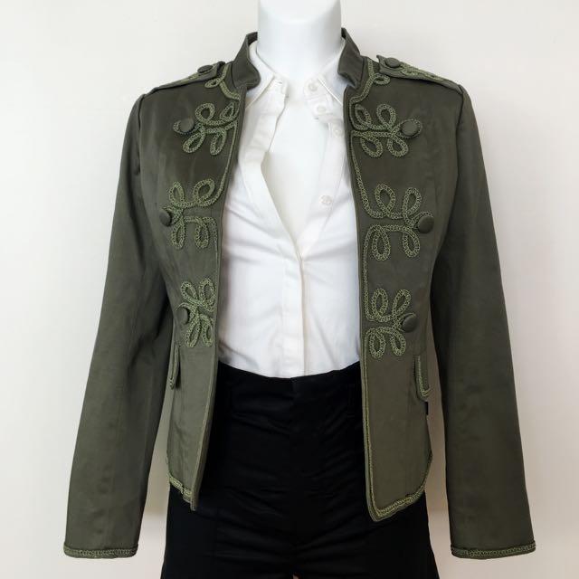 Gasp Khaki Jacket