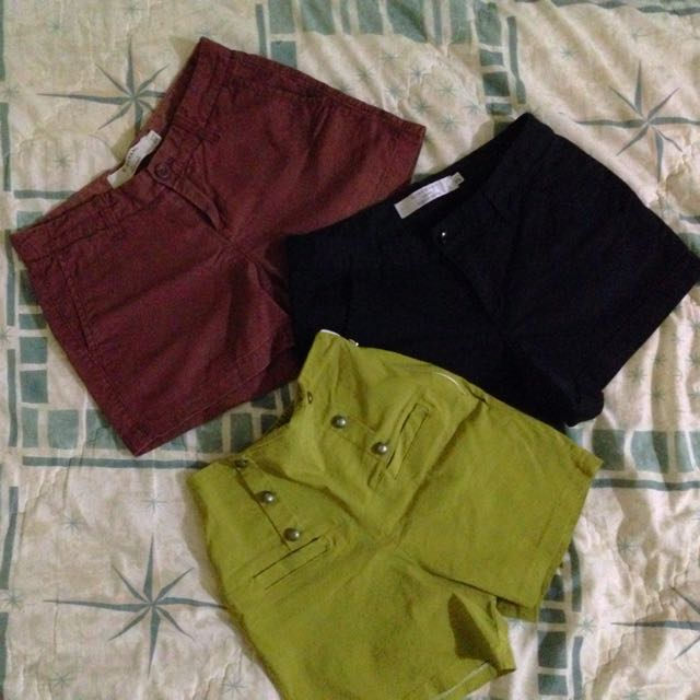 Giordano Shorts (bundle)