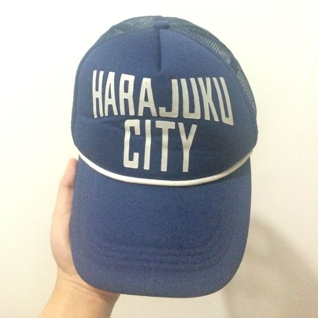 Harajuku City Hats by Cotton On