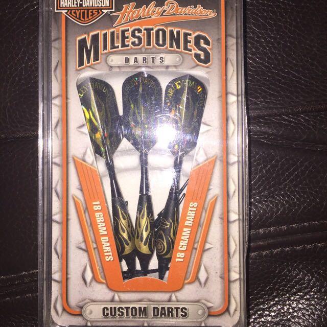Harley Davidson Darts