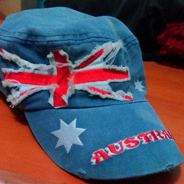 Hat Vintage Australia Authentic