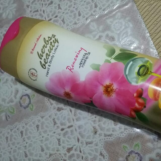 Herbs and Beauty-Renewing Hand and Body Lotion