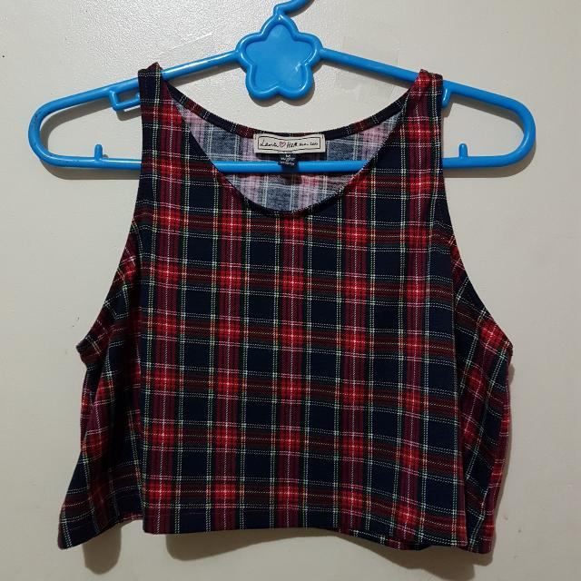 H&M Cropped Top (Preloved)