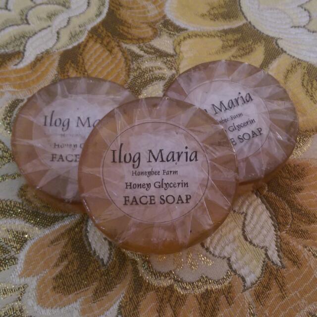 Honey Face Soap