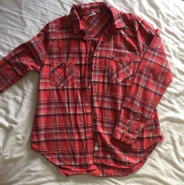 Insight Checkered Shirt