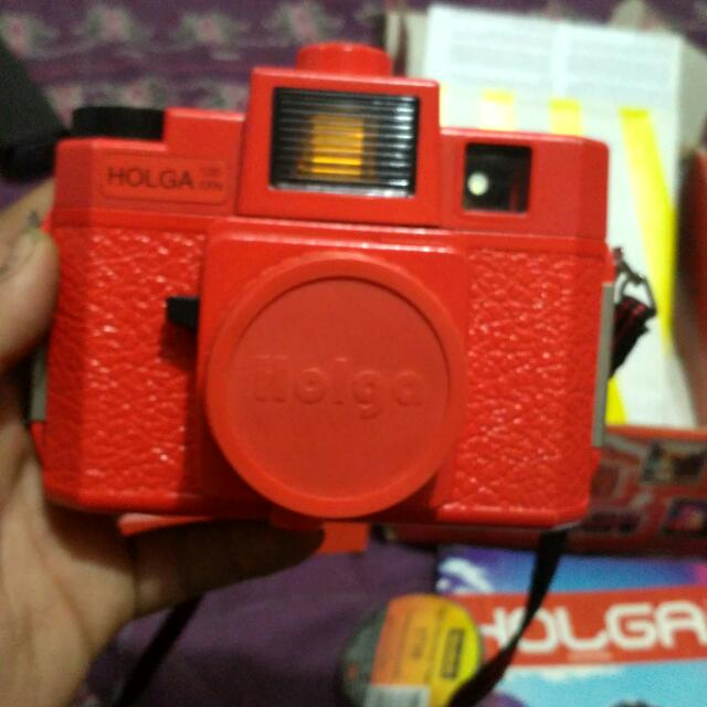 JUAL SECOND KAMERA HOLGA