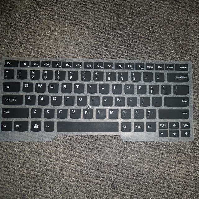 Keyboard Protector for Lenovo Laptops