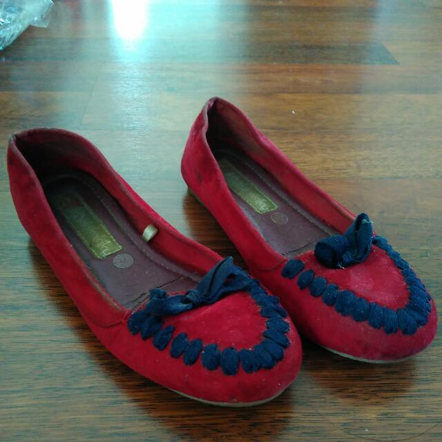 Khokikakiu Flatshoes