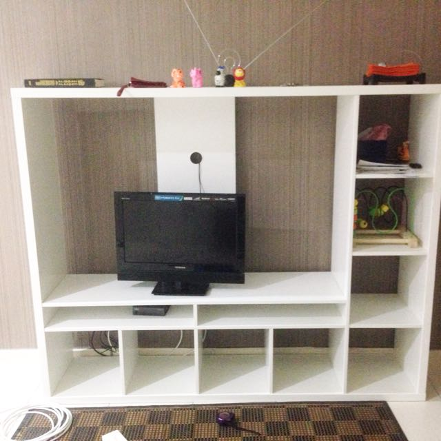Lappland Ikea Kabinet Tv Home Furniture Others On Carousell