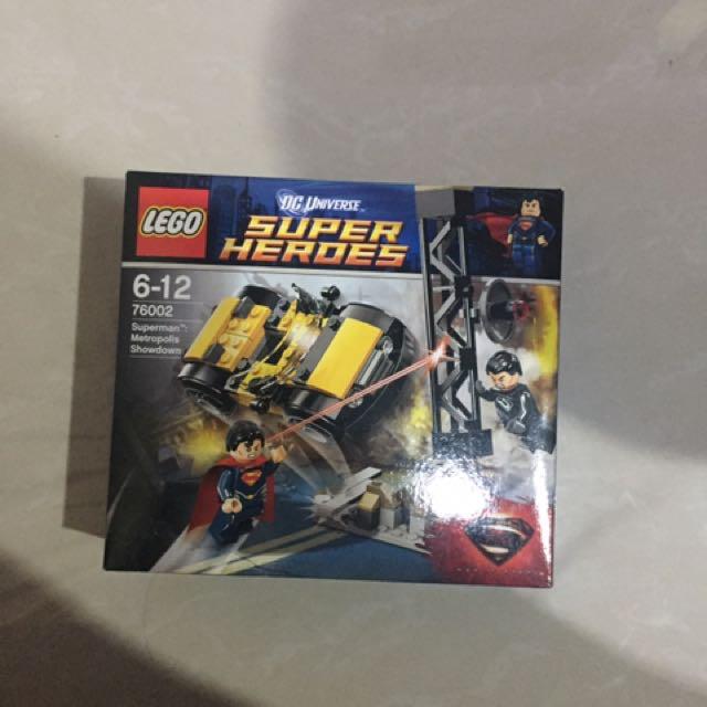 Lego 76002