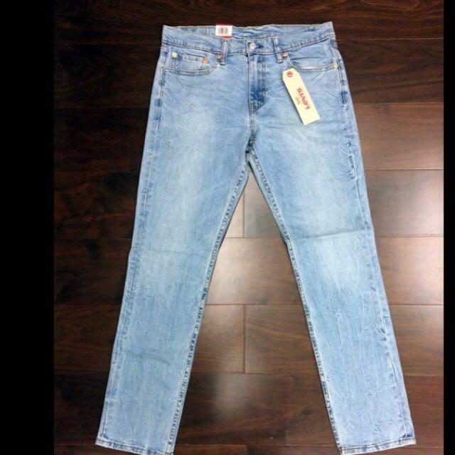 Levi's 511 合身牛仔褲 31腰