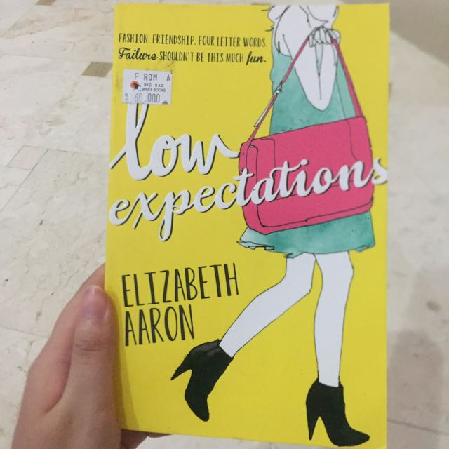 Low Expectations By Elizabeth Aaron Novel