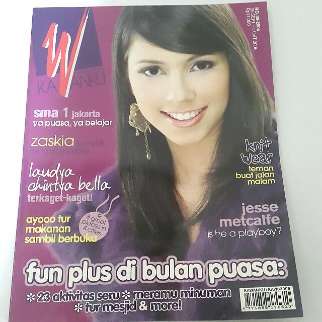 Majalah Kawanku (Paket 3 Buku) Seri 2006