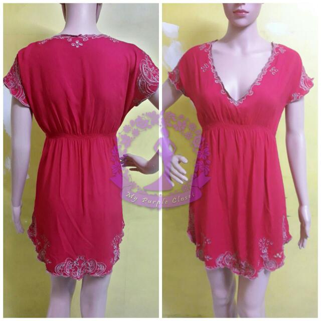 Maxley Dress