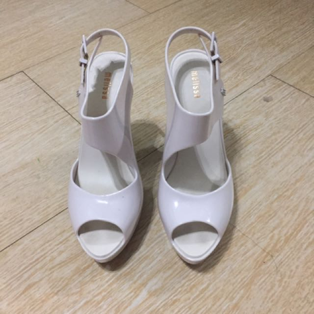 Melissa Shoes With High Heels US8