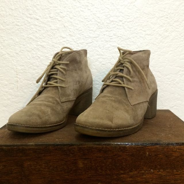 Midas Suede Ankle Boots