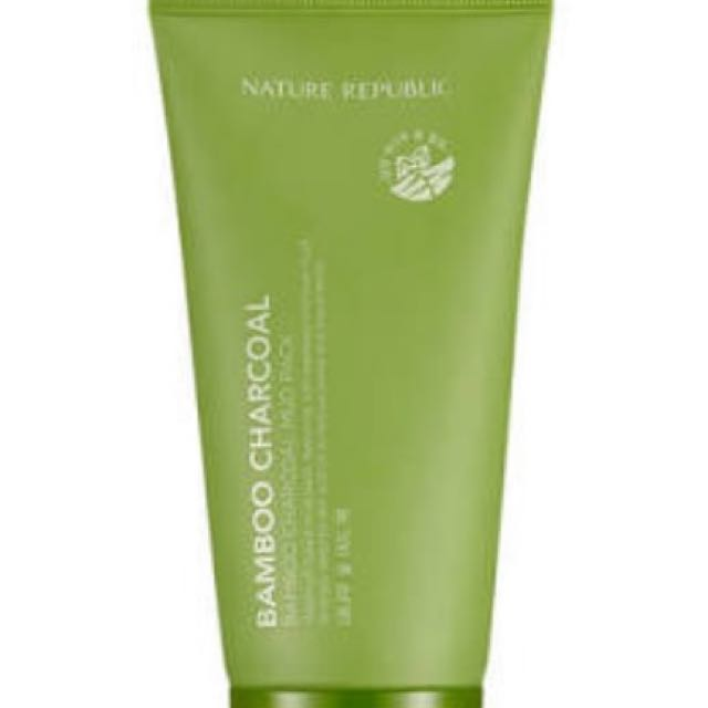 Nature Republic Bamboo Charcoal 2 Step T Zone