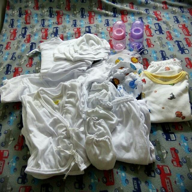 New Born Dress Set