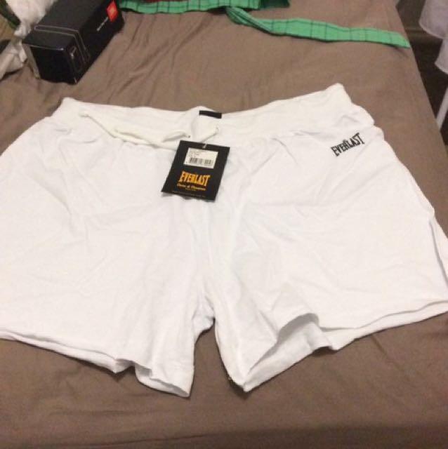 New Ladies Everlast Shorts