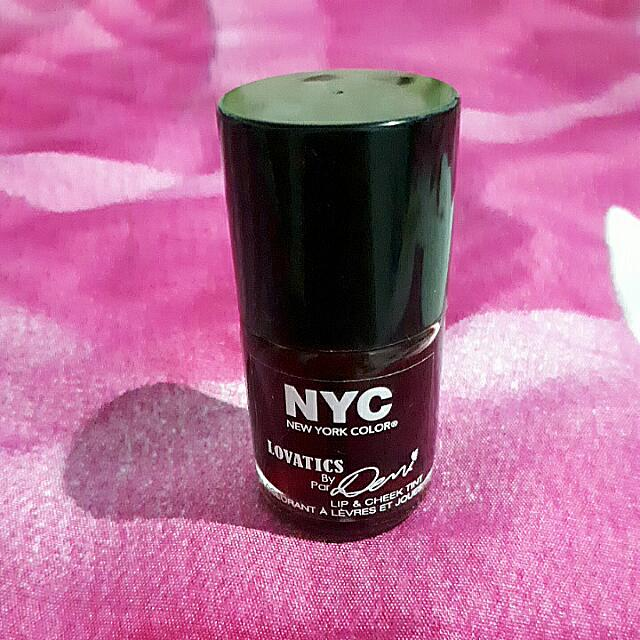 NYC Lip & Cheek Tint (003 Cheeky Strawberry)