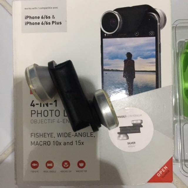 Olloclip Lens For Iphone 6/6s/6s Plus