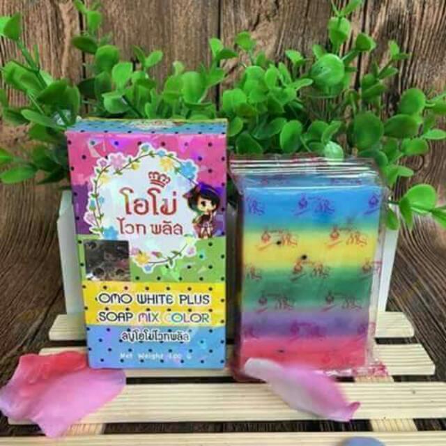 Omo Plus Soap