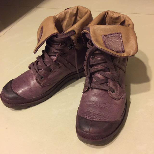 Palladium 短靴 靴子