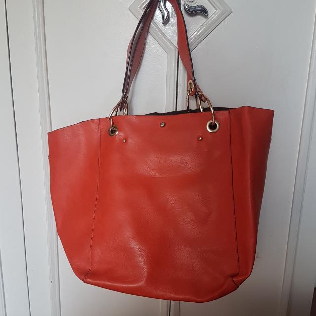 Parfois Orange Bag