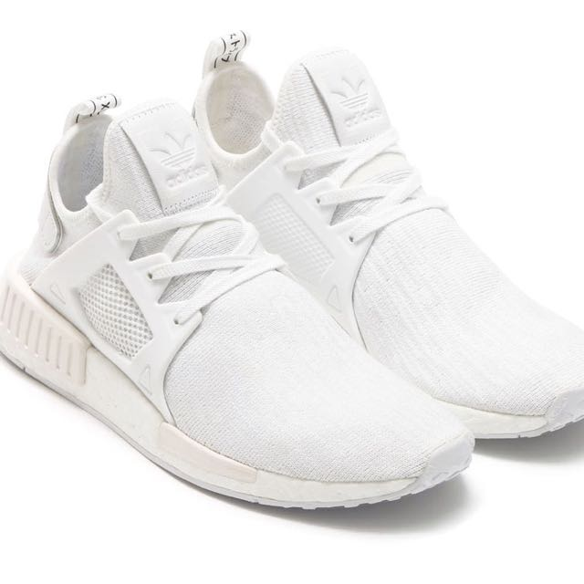 finest selection f013d 06eba (PO) NMD XR1 All White
