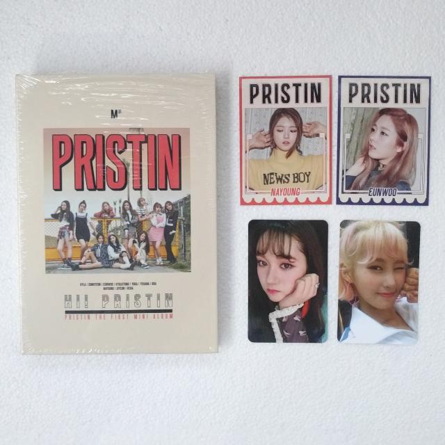 Pristin Prismatic Version