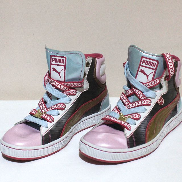 Puma highcut sneakers