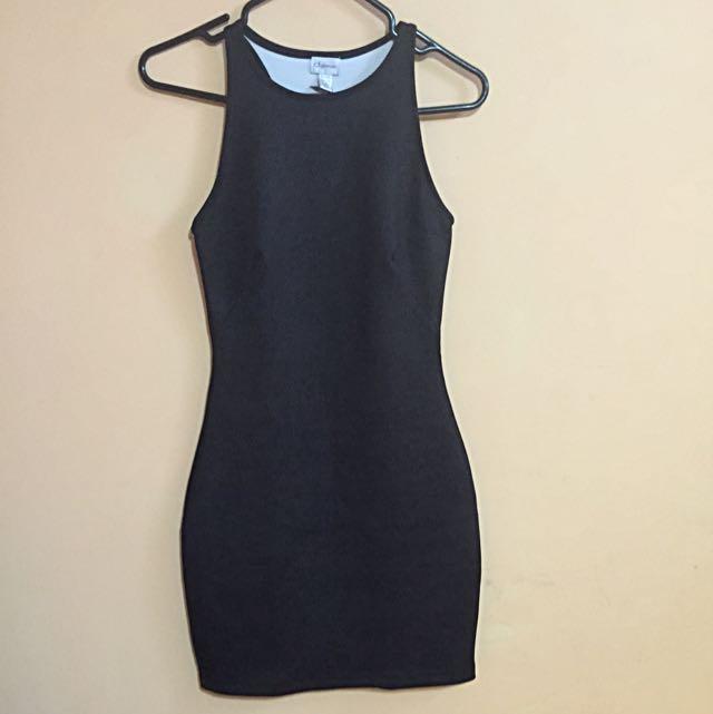 RacerBack,Bodycon Dress (Dynamite)