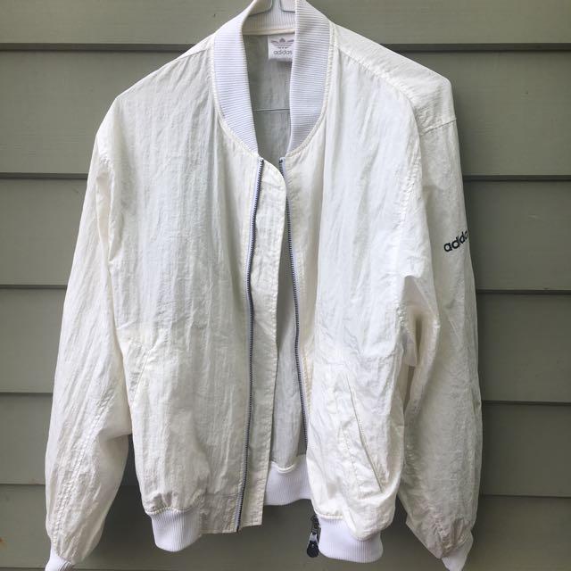 Rare Vintage Adidas Jacket Windbreaker