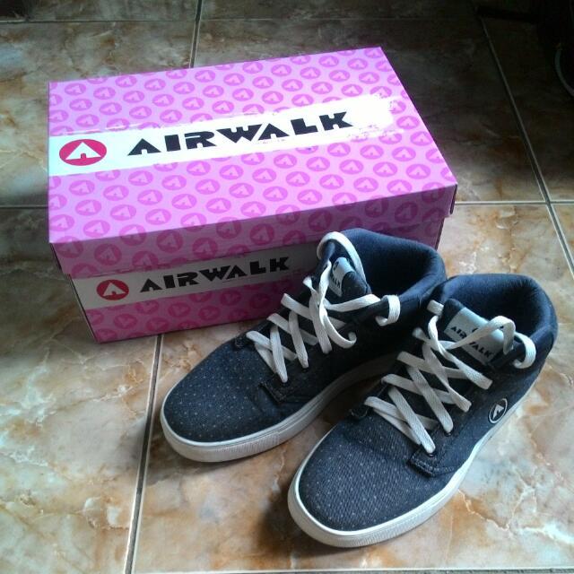 Reprice Freeong Jabodetabek & Bandung Airwalk Denim