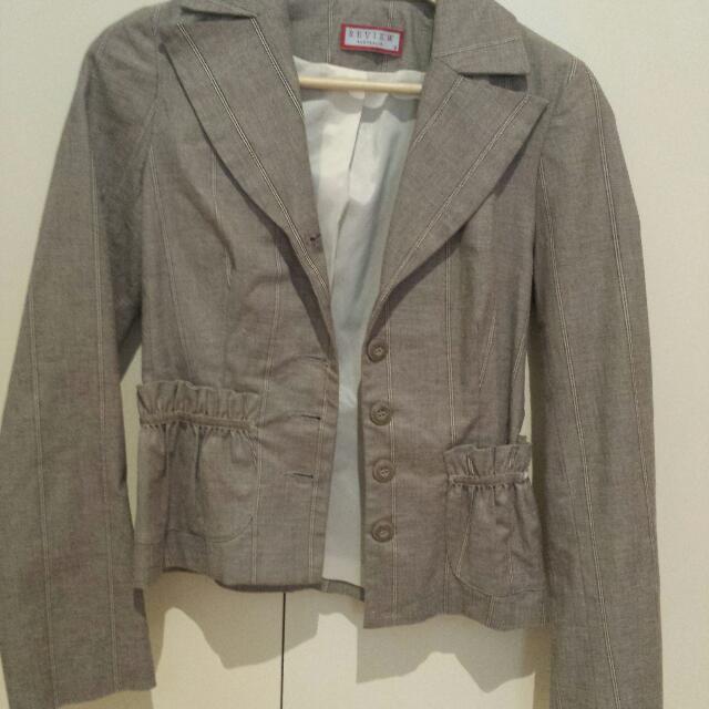Review Blazer/jacket Size 6