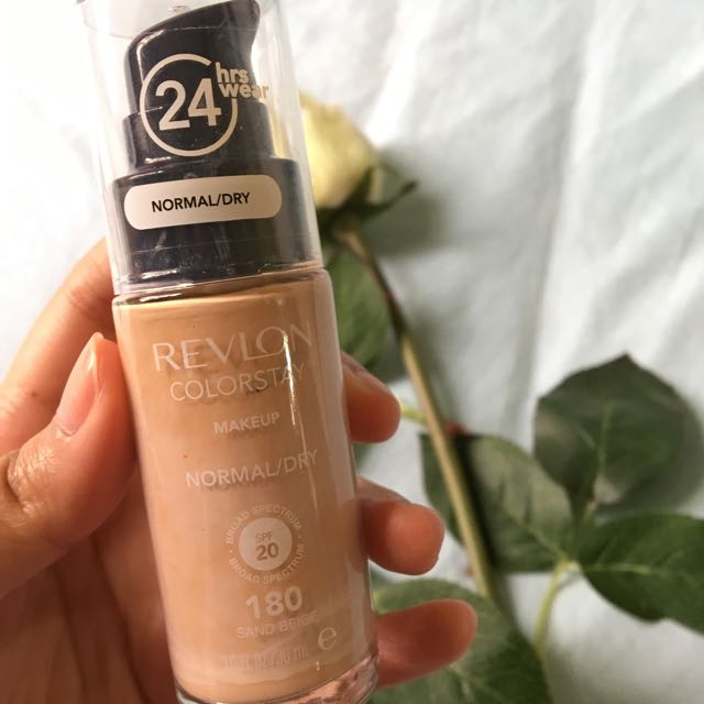 Revlon Colorstay Normal/dry Skin Sand Beige