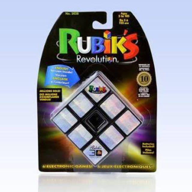 Rubik Revolution